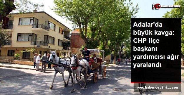 Faytoncular ile akülü araç işletmecileri arasında kavga: CHP ilçe başkanı yardımcısı ağır yaralandı