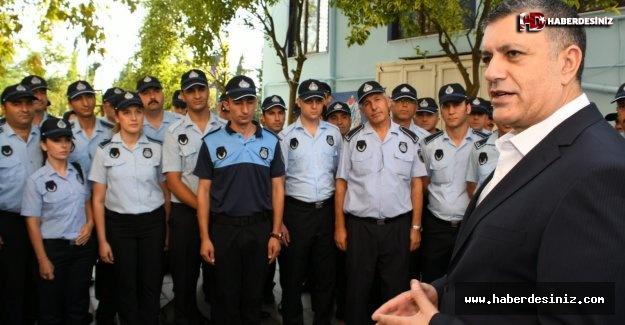 Bozkurt Zabıta Haftasını Kutladı