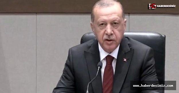 İstanbul'daki depremle ilgili Erdoğan'dan ilk açıklama!