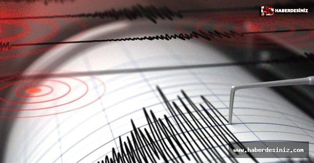 Silivri açıklarında 3,6 büyüklüğünde deprem meydana geldi