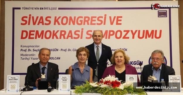 """""""Sivas Kongresi milli mücadelenin ana rahmine düştüğü tarihtir"""""""