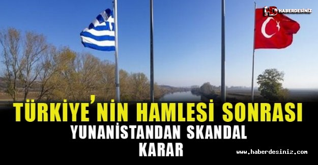 Türkiye'nin hamlesi sonrası Sınırdışı ediyor.