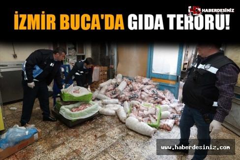 İzmir Buca'da Gıda Terörü!