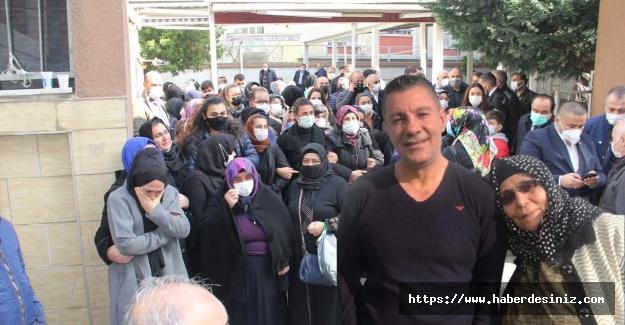 Gökhan Türkeş Öngel'e anne acısı