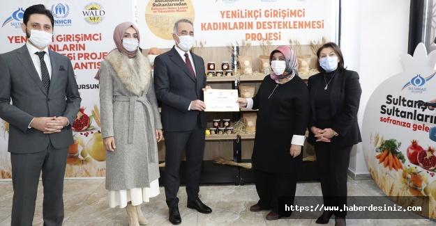 Sultangazi'de Her Gün 'Kadınlar Günü'