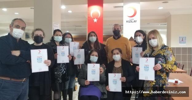 Aşkaleliler'den kök hücre bağış kampanyası