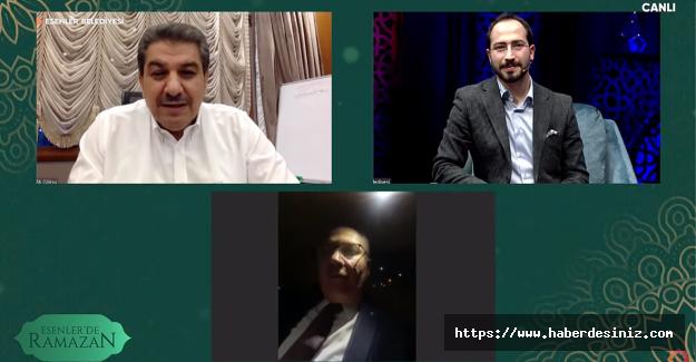 Esenler 'Şehir Ekranı' ile Ramazanı yaşıyor
