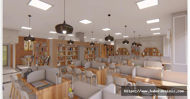 Kağıthane Belediyesi'nden millet kıraathanesi ve çocuk kütüphanesi atağı