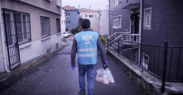 """Rıza Akpolat: """"Beşiktaş'ta ihtiyacı olan her eve sıcak yemek girecek"""""""