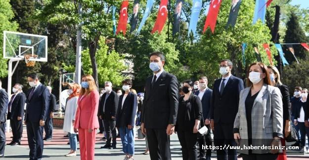 Bayram coşkusu Beşiktaş'ta Yaşanıyor