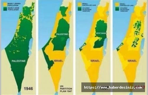 """""""Topraklarını zamanında İsraillilere sattılar"""""""