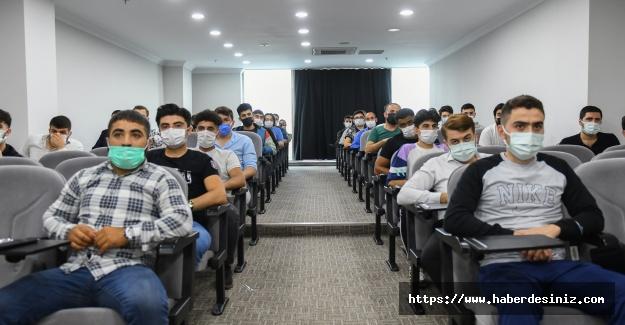 ESBİM'de 250 kişi istihdam edildi