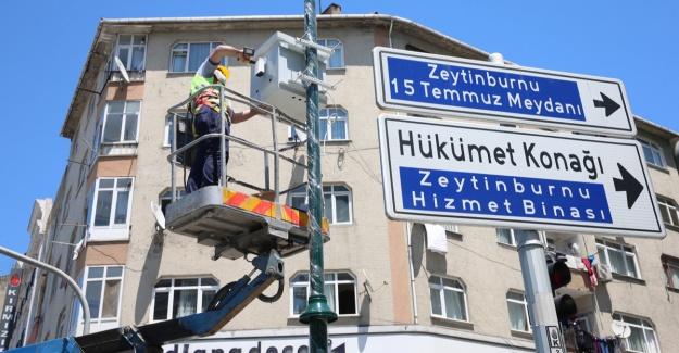 Zeytinburnu 'kontrol' altında