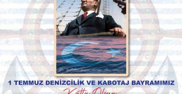 Denizcilik ve kabotaj bayramı,coşku ile kutlanacak