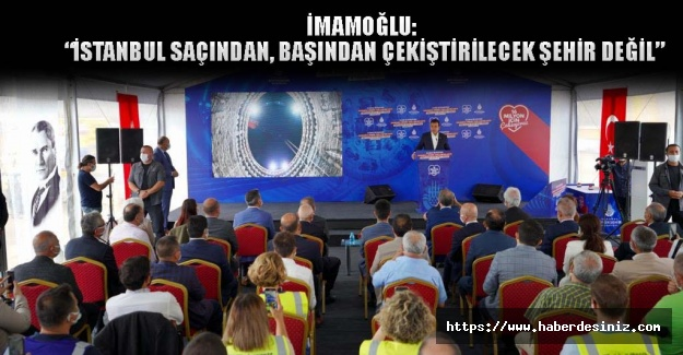 İstanbul çekiştirilecek şehir değil