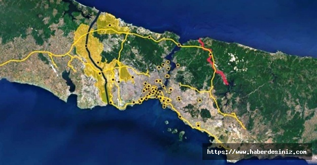 İstanbullular Kanal İstanbul'da söz hakkı istiyor
