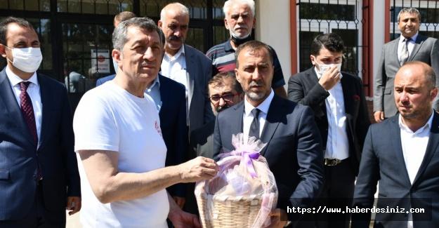 Silivri Anadolu Masal Evi'ni Bakan Selçuk açtı