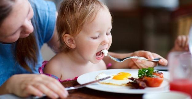 Bebekler için kahvaltı tarifleri listesi