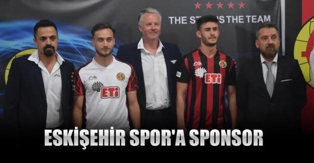 Eskişehir spora sponsor