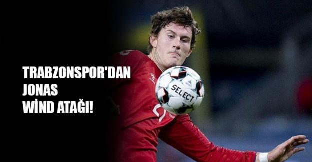 Trabzonspor'dan Jonas Wind atağı!