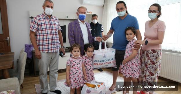 Bayrampaşa'da çölyak hastalarına destek