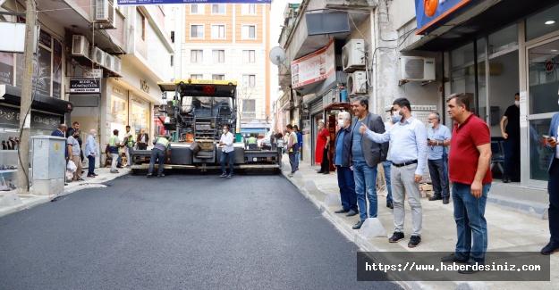 Kağıthane sokak sokak yenileniyor