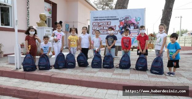 Silivri'de 2 bin 900 öğrenciye destek