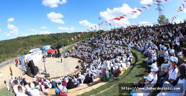 Sultangazi Yaz Spor Okulları'nın muhteşem finali