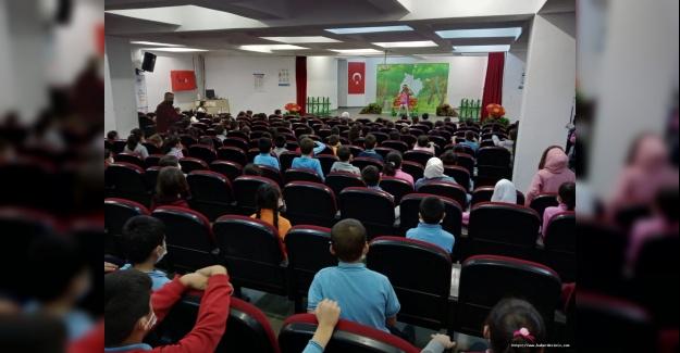 Sultangazi'de çocuklara, eğlenceli pandemi eğitimi