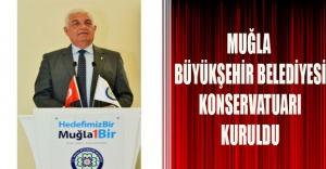 Muğla Büyükşehir Belediyesi Konservatuarı kuruldu