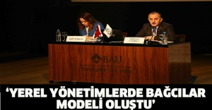 'Yerel yönetimlerde Bağcılar Modeli oluştu'