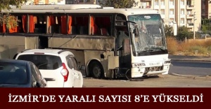 İzmir'de yaralı sayısı 8'e yükseldi
