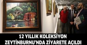 12 Yıllık Koleksiyon Zeytinburnu'nda Ziyarete Açıldı