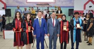 Haydar Aliyev Fen Lisesinde Mezuniyet Coşkusu