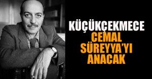 Küçükçekmece Cemal Süreyya'yı Anacak