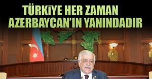 Türkiye Her Zaman Azerbaycan'ın Yanındadır