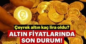 18 Ağustos Salı altın kaç lira? Altının...