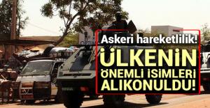 Mali'de askeri hareketlilik!