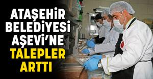 Ataşehir Belediyesi Aşevine talepler...