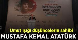 İmamoğlu: Atatürk, bir ülkenin başına gelebilecek en güzel şey