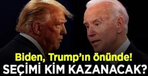 Trump ve Biden yarışından kim galip gelecek? ABD seçiminde ilk sonuçlar geliyor