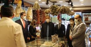DEVA İl Başkanı'ndan Büyükçekmece'ye ziyaret
