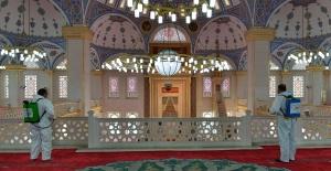 Esenyurt'ta camiler Kadir Gecesi'ne hazır