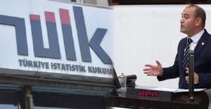 Karabat: TÜİK'e çalışmadığı yerden sorduk