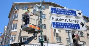 Zeytinburnu 'kontrol altında