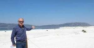 Akgün: Göller Bölgesi can çekişiyor