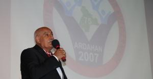 Ardahan Kültür Evi#039;nde Efrail...