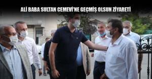 Ali Baba Sultan Cemevi'ne Geçmiş Olsun Ziyareti