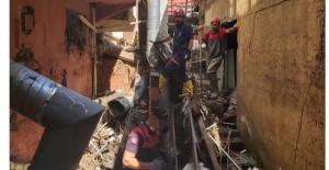 Eyüpsultan Belediyesi yaraları sarmaya devam ediyor