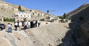 Bozkurt'tan Van'daki selzedelere dayanışma ziyareti